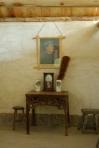 Heimatmuseum des ehemaligen Dorfs Vali bei Beijing